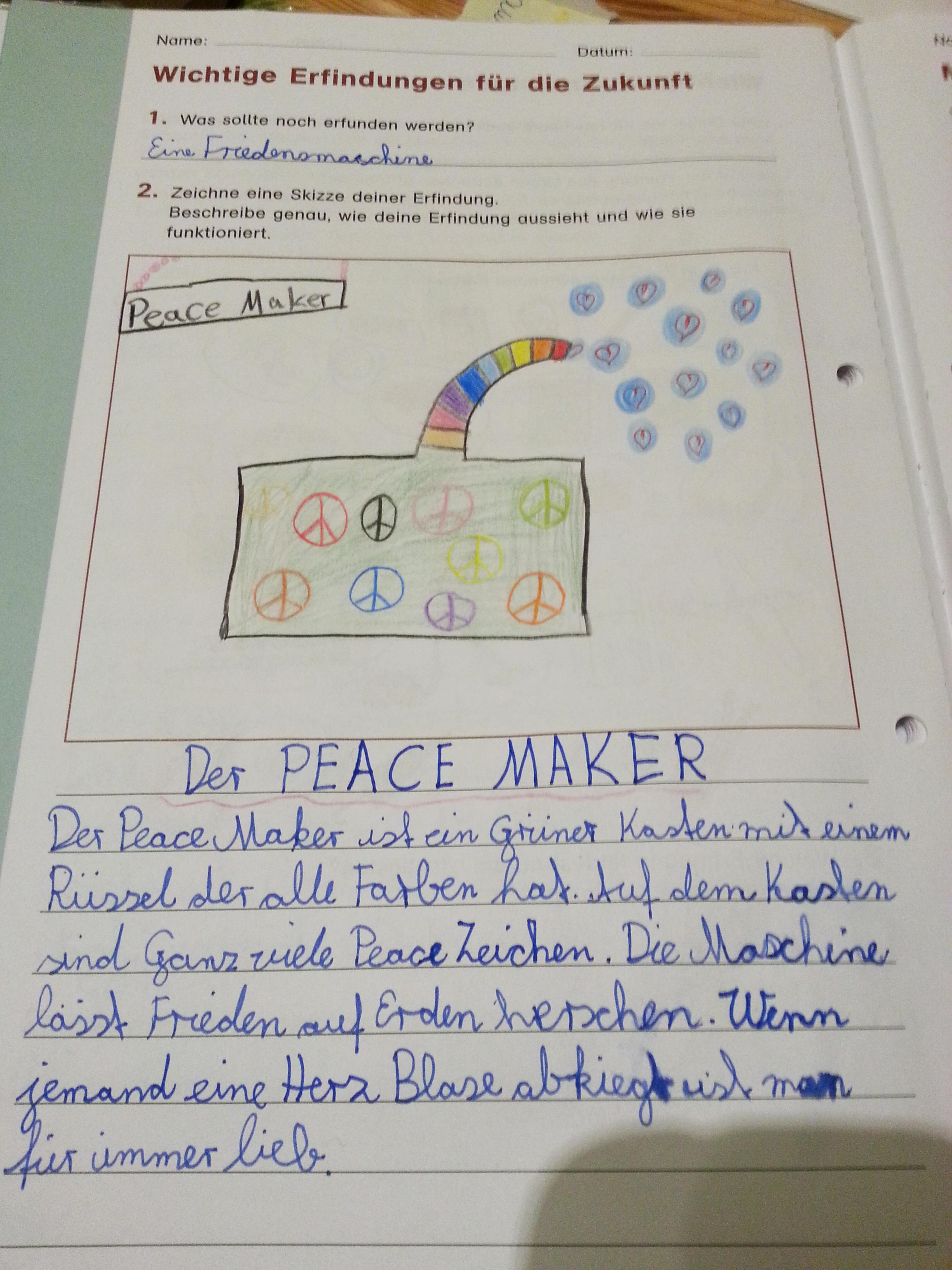 Bild von Peacemaker